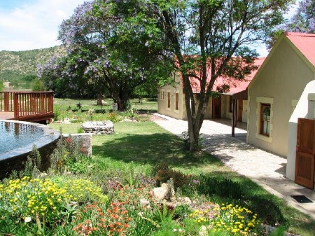 The Kamerkloof Guesthouse